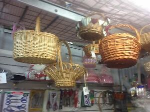 Cane baskets Malaga Swan Area Preview
