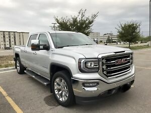 2016 GMC SLT 6.2L, Max Towing and 6.5ft box