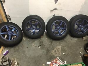 Winter. Wheels and tires !!