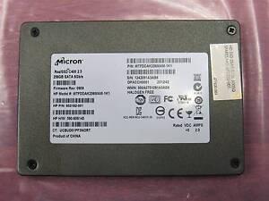 Micron C400 256GB SATA 6Gb/s SSD MTFDDAK256MAM-1K12 665180-002 Southern River Gosnells Area Preview
