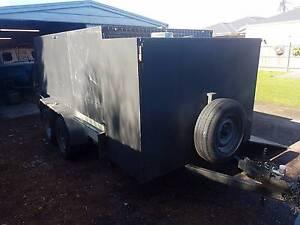 Lawn mowing trailer tandem Cranbourne Casey Area Preview