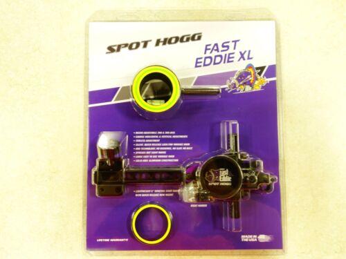 Spot Hogg Fast Eddie XL MRT - Double Pin - Right Hand - .010 - Diameter NIP!