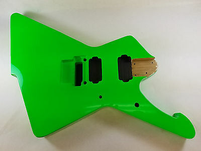 replacement Destroyer Iceman Hybrid LNG body Fits Ibanez (tm) RG and Jem necks, used for sale  Plainfield