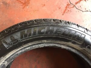 205-55-16 Michelin Primacy XV4 Summer Tires 3 ONLY!!!