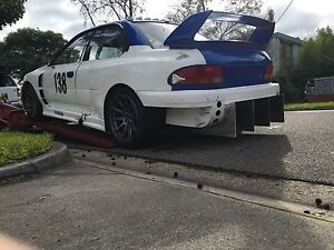 Subaru******2004 GC8 WRX STI  wide body race car Hawthorn East Boroondara Area Preview