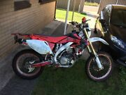 Swap CRF450X for car or ute Wetherill Park Fairfield Area Preview