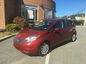 2016 Nissan Versa Note 1.6 SV w/ Backup Camera, Bluetooth, Cruis