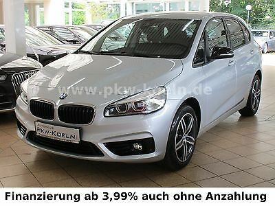 bmw 216 active tourer gebrauchtwagen in silber bmw jahreswagen. Black Bedroom Furniture Sets. Home Design Ideas