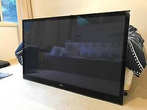 """LG 60"""" Plasma TV Sony Wifi BluRay Player Wall Mount & HDMI Cable Mooney Mooney Gosford Area Preview"""