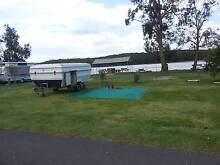 Chesney (1988) Fibreglass Pop Up Camper Trailer South Nowra Nowra-Bomaderry Preview