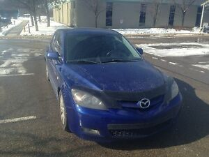 2007 Mazda3. Safety. Etest. Brand new clutch