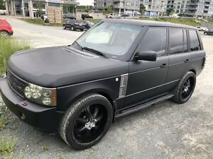*Reduced* 2006 RANGE ROVER HSE SPORT SUPERCHARGED