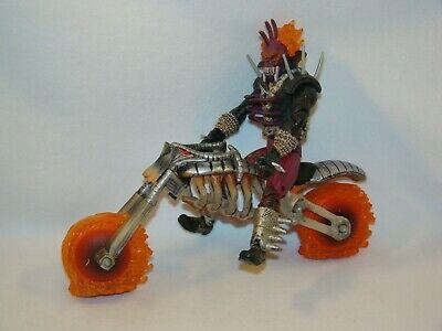 "Marvel Legends Legendary Riders series, Vengeance 7"" figure w/ motorcycle 2006"