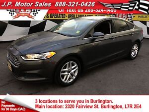2016 Ford Fusion SE, Automatic, Power Group, 61, 000km