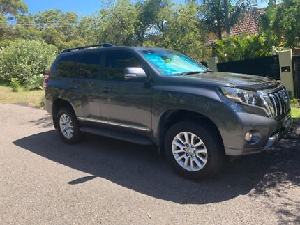 2017 Toyota LandCruiser SUV Bateau Bay Wyong Area Preview