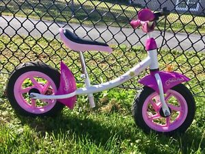 ~Kettler Princess Balance Bike - $65~