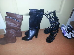 WOMEN'S BOOTS & OTHER