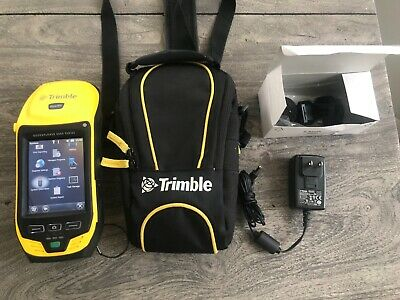 Trimble 6000 Series Geoxh Geoexplorer With Case Charger