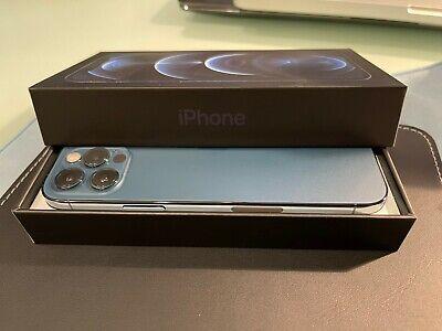 Apple iPhone 12 Pro - 256GB - Pacific Blue (Unlocked) + Bonus!