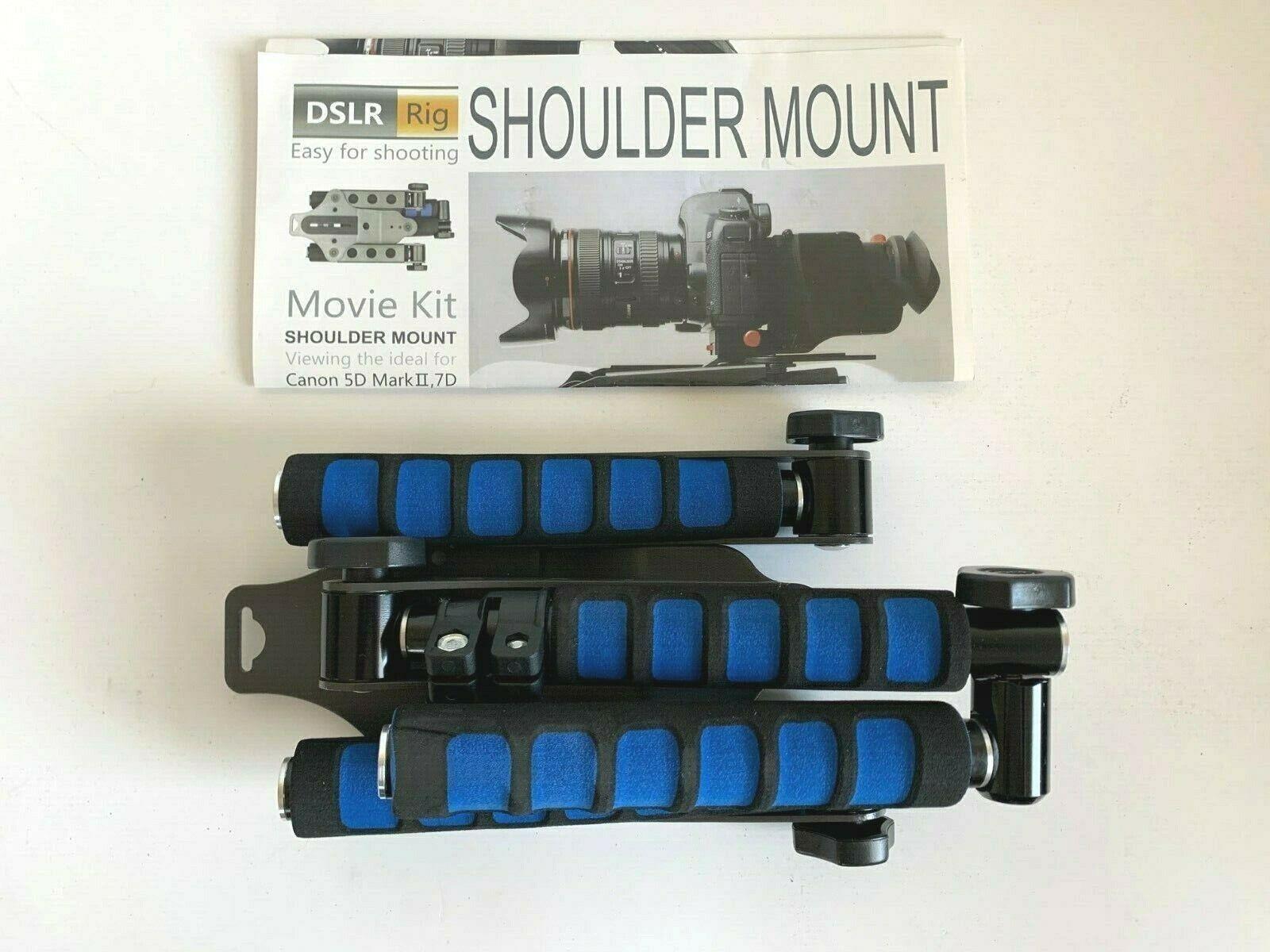 DSLR Rig Shoulder Mount for Camera