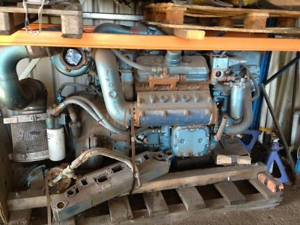 detroit 6 V 71 detroit marine engine and gearbox Fremantle Fremantle Area Preview