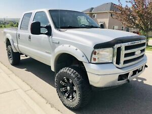 2005 Ford F-350 TurboDiesel Lariat - Lifted