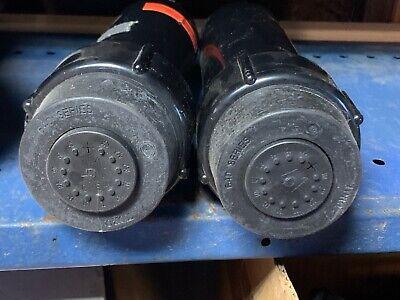 Toro 640 Series 360 Degree Turf Rotors With 41 Nozzle NOS