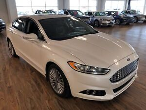 2016 Ford Fusion Titanium Moonroof Navigation