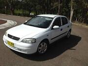 2001 Holden Astra Sedan Bateau Bay Wyong Area Preview
