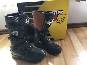 Fox Comp 3 Youth Boots