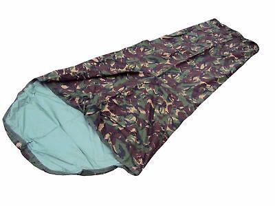 SLEEPING BAG COVER CAMPING OLIVE GREEN BIVI BAG USED GRADE 1