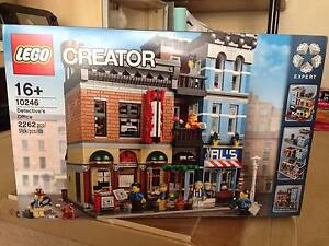 Lego 10246 Detective's Office BRAND NEW Sealed 30OFF RRPMint Cond Hornsby Hornsby Area Preview