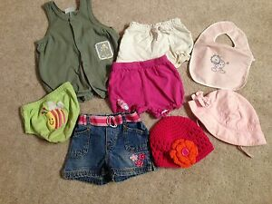 6 month / 6-12 month Girl Clothes - over 100 items!