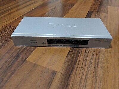 zyxel gs1200-5hp