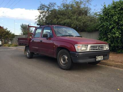 1998 Toyota Hilux Ute Seaford Morphett Vale Area Preview