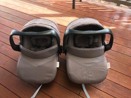 Steel Craft baby capsules