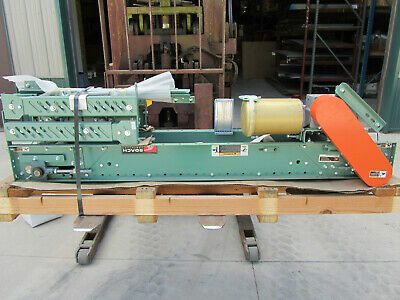 Roach 700sb Powered Belt Conveyor 6 Long 9 Bf New With Frequency Drive