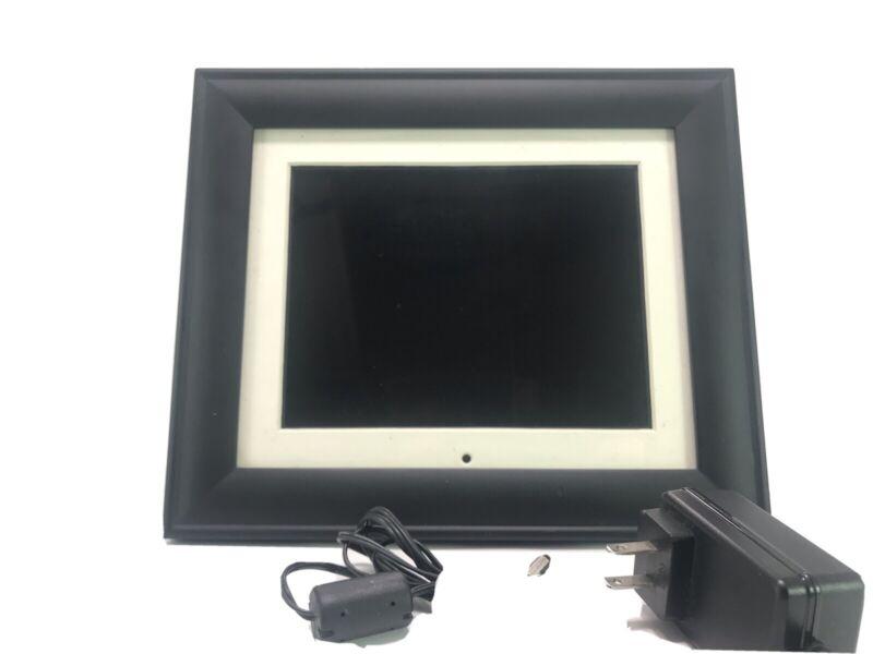 Digital Photo Frame 8 inch LCD Pandigital PAN80-2 - Brand New