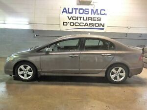 2011 Honda Civic SE,full,toit(GARANTIE 1 AN INCLUS)