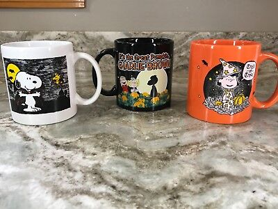 Halloween The Great Pumpkin Charlie Brown Coffee Mug Different Models You Choose - Charlie Halloween