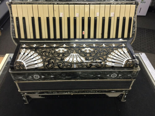 Krimpelbein-Milwaukee Accordion  *parts only*