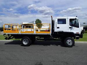 Isuzu FTS 750 4 X 4 Dual-cab Welshpool Canning Area Preview