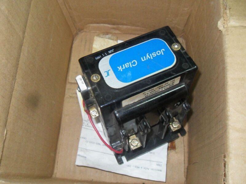 (Q3-2) 1 JOSLYN CLARK 7401-1020-12 CONTACTOR