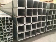 100*100*5.5 Galvanised Steel Tube - 6m Length - Best price Sydney Smithfield Parramatta Area Preview