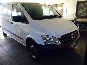 Mercedes-Benz Vito 110cdi CHEAP Hollywell Gold Coast North Preview