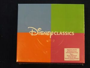 Disney Classics Box Set [11/11] by Various Artists (CD, Nov-2013, Walt Disney)