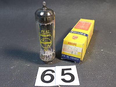 Philips / PY82 (65) Vintage Válvula Tubo Amplificador NOS segunda mano  Embacar hacia Mexico