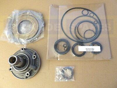 Jcb Parts - Transmission Rebuild Kit Borg Warner T72 Velvet Shift With Oem Pump