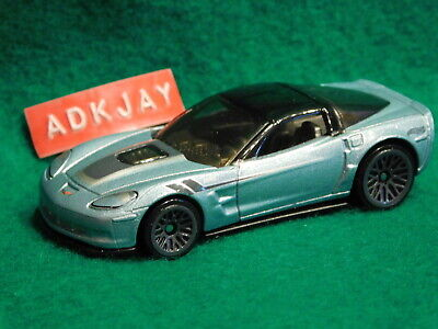 "Hot Wheels ~ 09 Corvette ZR1 ~ A Car From the ""Cars of the Decades"" Series"