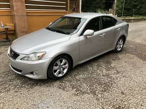 Lexus IS250 Manuel